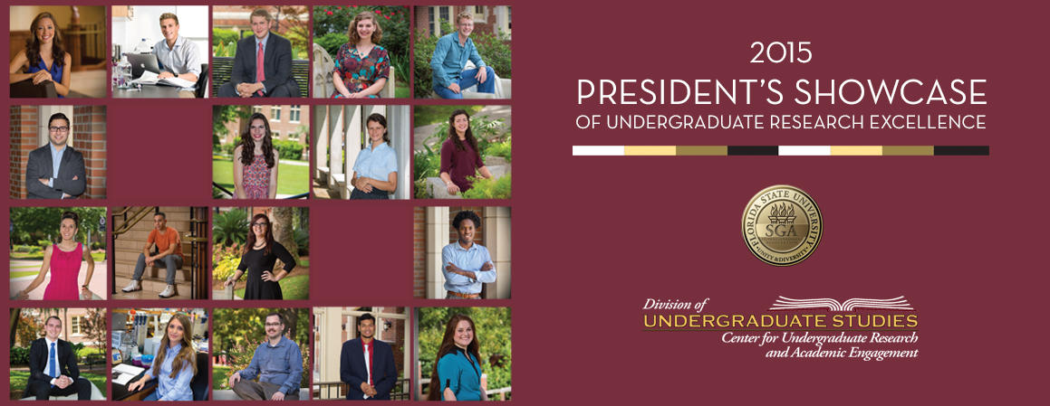 President's Showcase of Undergraduate Research Excellence