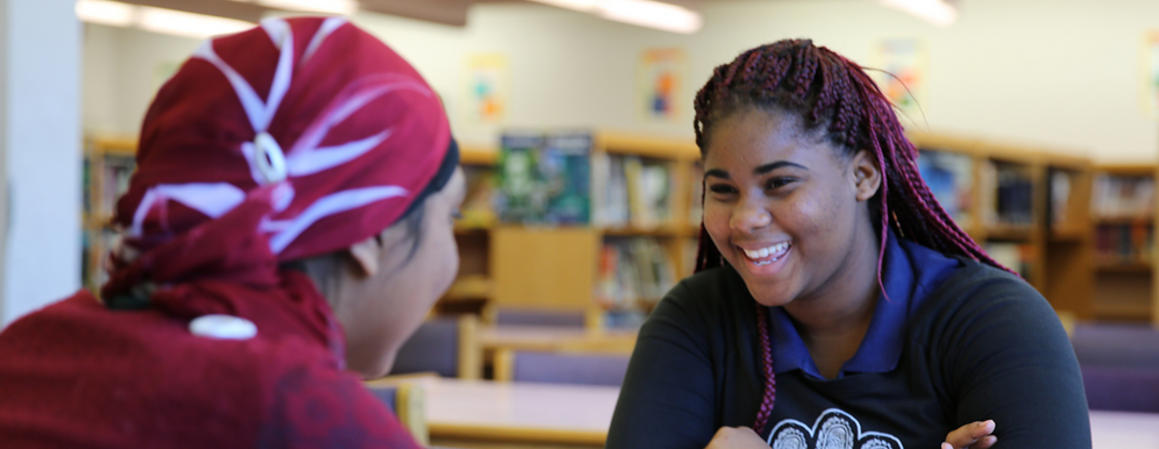 CUSP: College for Unconquered Students Partnership