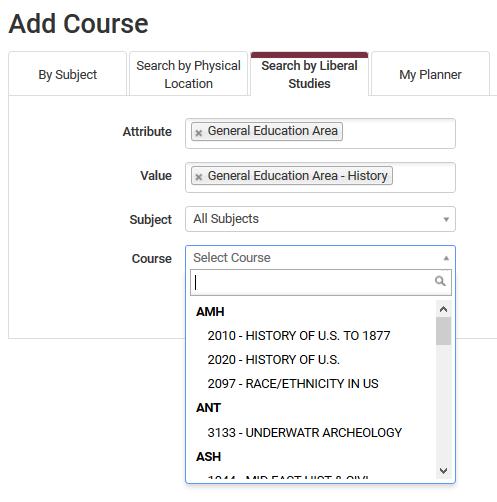 Schedule Assistant   Division of Undergraduate Studies